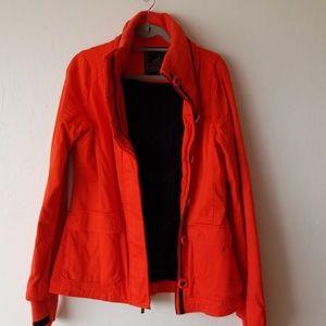 Fox Racing Ladies Burnt Orange Jacket